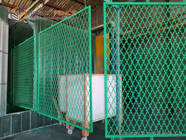 Welded Razor Mesh Fencing China