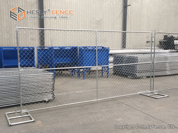 Chainlink Temporary Fencing